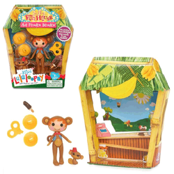 Lalaloopsy - Mini Welt Fun House Ace Fender Bender