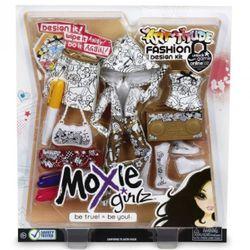 Moxie - Girlz Kleider Set Kleidung Kreativ Design 3D 001