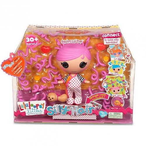 Squirt Lil Top | 20cm | Lalaloopsy Littles | Haarpuppe | Puppe – Bild 3