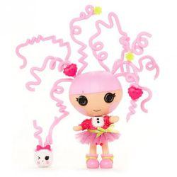 Trinket Sparkles | 20cm | Lalaloopsy Littles | Haar Puppe 001