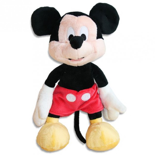 micky maus disney pl sch figur 28cm mickey mouse micky. Black Bedroom Furniture Sets. Home Design Ideas