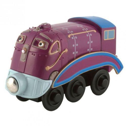 Speedy McAllister | Lokomotive | Zug | Tomy 56023 | Holzeisenbahn |Chuggington