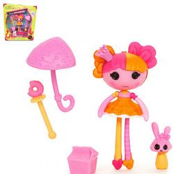 Princess Prinzessin Nutmeg | Lalaloopsy | Lala-Oopsies | Puppe | Mini Welt Set 001
