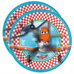 Disney Planes - Party Teller 8 Stck. 23cm