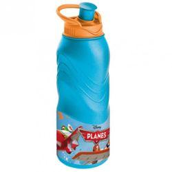 Trinkflasche | Disney Planes | 400 ml | Kinder Wasser-Sport-Flasche 001