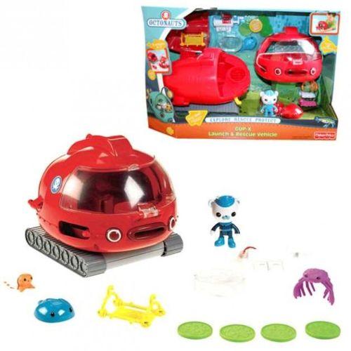 Rettungsstation Octopod | Guppy X | Die Oktonauten | Mattel BBR72 – Bild 1