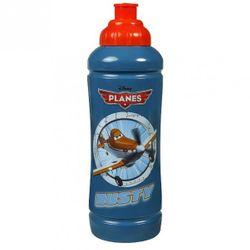 Trinkflasche | Disney Planes | 425 ml | Kinder Wasser-Sport-Flasche
