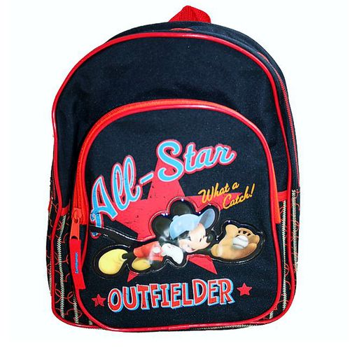 All Star | Kinder Rucksack | 31 x 25 cm | Micky Maus | Mickey Mouse