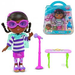 Doc McStuffins Kinderärztin - Puppen Set - Doc als Rock Star