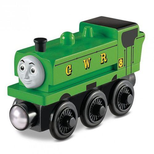 Duck | Lokomotive | Mattel BDG01 | Holzeisenbahn | Thomas & seine Freunde