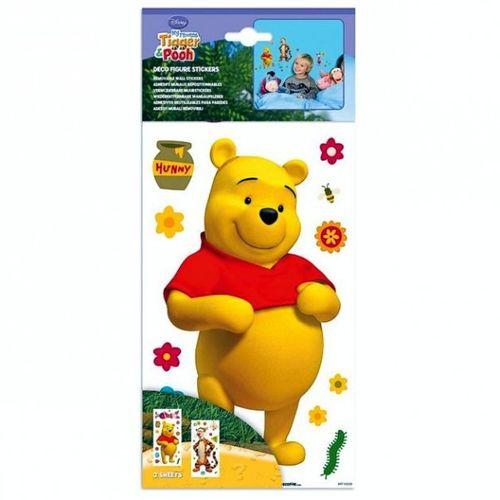Wand-Dekoration-Sticker-Tatoo | Pooh & Tigger | Winnie Puuh | 2 Folien – Bild 3