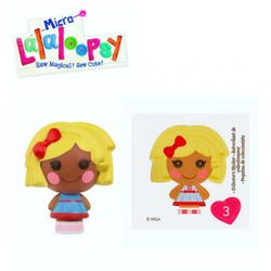 Micro Welt | Serie 2 | Lalaloopsy | Surprise Pack | Puppe 3 001