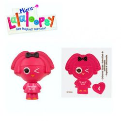 Micro Welt | Serie 2 | Lalaloopsy | Surprise Pack | Puppe 4 001