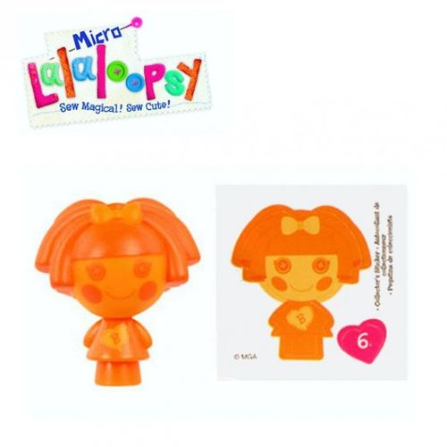 Micro Welt | Serie 2 | Lalaloopsy | Surprise Pack | Puppe 6