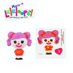 Lalaloopsy - Micro Welt - Surprise Pack Serie 2 - Puppe 9