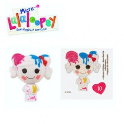 Lalaloopsy - Micro Welt - Surprise Pack Serie 2 - Puppe 10