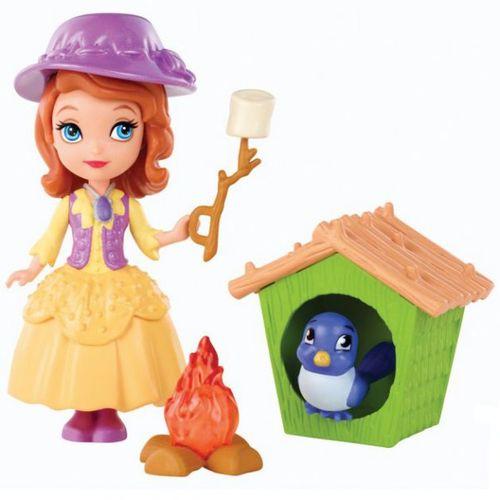 Butterblumen Set | Mattel BDK46 | Figur | Disney Princess | Sofia die Erste