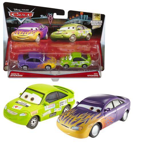 Doppelpack Modelle Auswahl | Disney Cars | Cast 1:55 Fahrzeuge Auto | Mattel – Bild 17