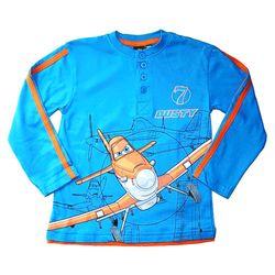 Langarm Shirt | Pullover Jungen | Disney Planes | hellblau | 98 - 128 001