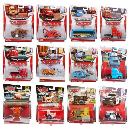Megasize Modelle Auswahl | Disney Cars | Cast 1:55 Fahrzeuge Auto | Mattel – Bild 1