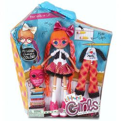 Lalaloopsy - Girls Deluxe Puppe Bea Spells a Lot & Kleidung 23cm – Bild 2