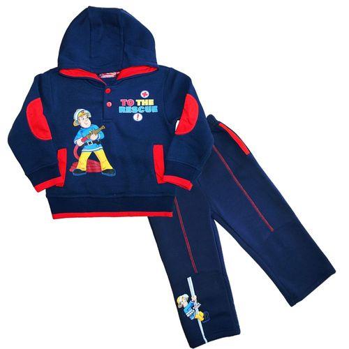 Baby Jogginganzug | Größe 62 - 86 | Feuerwehrmann Sam | Jungen Jogger – Bild 2