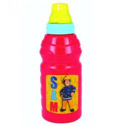 Trinkflasche | Feuerwehrmann Sam | 450 ml | Kinder Wasser-Sport-Flasche 001