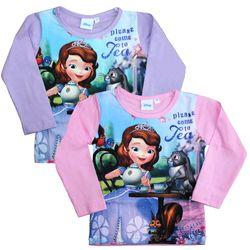 Langarm Shirt | Pullover Mädchen | Disney Princess | Sofia die Erste | 92 - 116 001