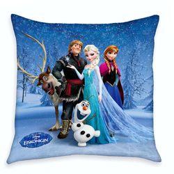 Freunde | Kinder Kissen 40 x 40 cm | Disney Eiskönigin | Frozen | Dekokissen 001