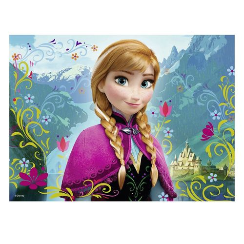Kinder Puzzle Box | 4 in 1 | Disney Eiskönigin | Frozen | Ravensburger – Bild 4