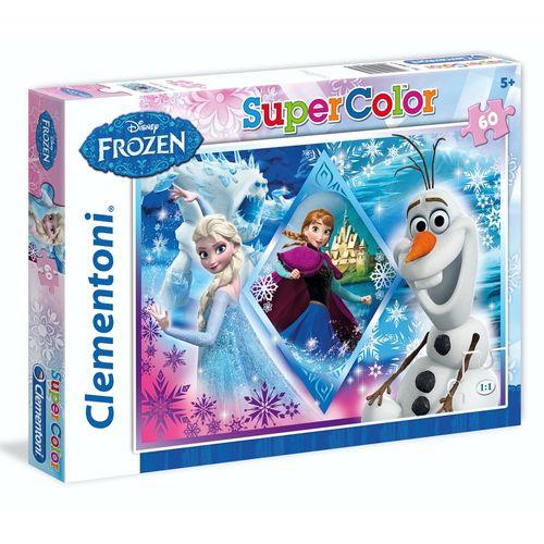 Kinder Puzzle | 60 Teile | Disney Eiskönigin | Frozen | Clementoni – Bild 1