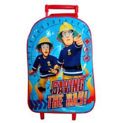 Saving the Day Trolley | 45 x 29 x 10 cm | Feuerwehrmann Sam | Reisekoffer 001