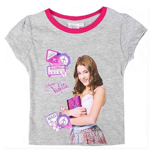 Mädchen T-Shirt | Violetta | Shirt | Farbauswahl | Größe 98 - 152 – Bild 2