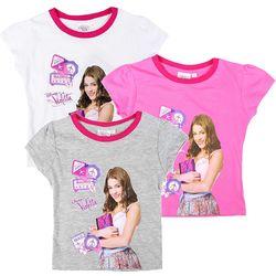 Mädchen T-Shirt | Violetta | Shirt | Farbauswahl | Größe 98 - 152 001