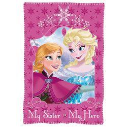 My Hero | Kinder Decke Fleece | 100 x 150 cm | Disney Eiskönigin | Frozen 001