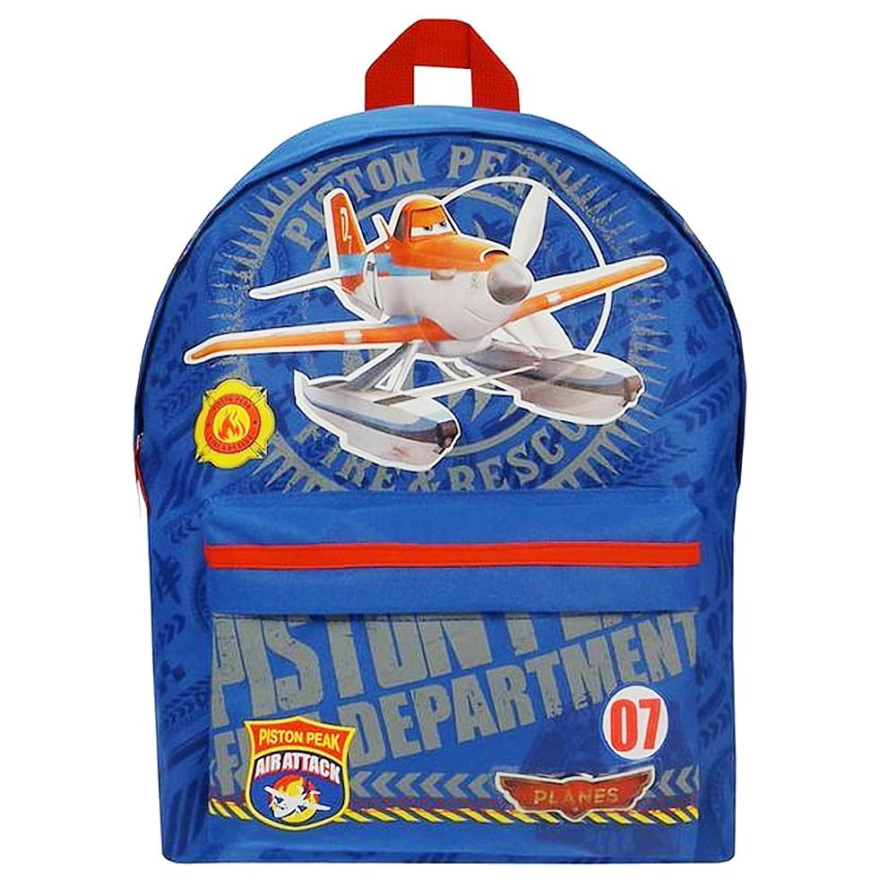 Disney Planes - Kinder Rucksack & Rückenpolsterung Fire 37x25x11cm ...