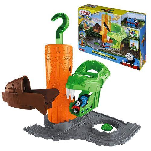 Thomas im Vergnügungspark | Mattel CDM88 | Take-n-Play | Thomas & seine Freunde