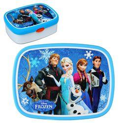 Brotdose Campus   Disney Eiskönigin   Frozen   17 x 13 x 5 cm   Box Vesper Dose 001