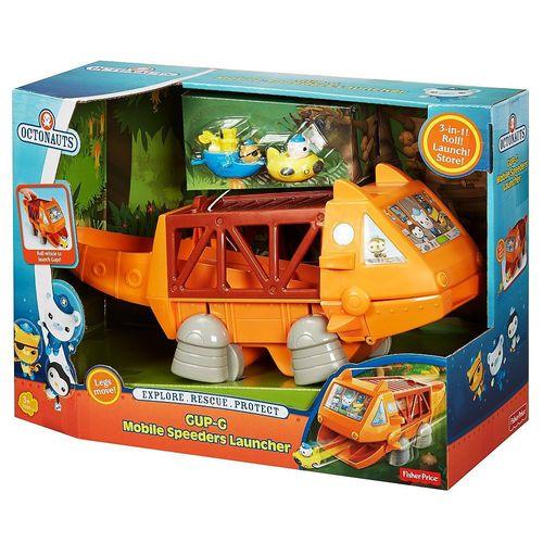 Schnellboote Starter Set | Mattel CDT32 | Guppy G | Die Oktonauten – Bild 3