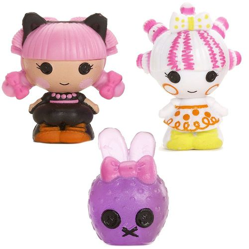 Minipuppen |  3er Pack | Lalaloopsy TINIES | Puppen | Design 3
