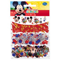 Micky Maus - 3 in 1 Party Konfetti Tischdekoration Mickey Mouse