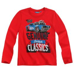 Hot Wheels - Kinder Jungen Langarmshirt Shirt (Gr. 104-140) – Bild 4