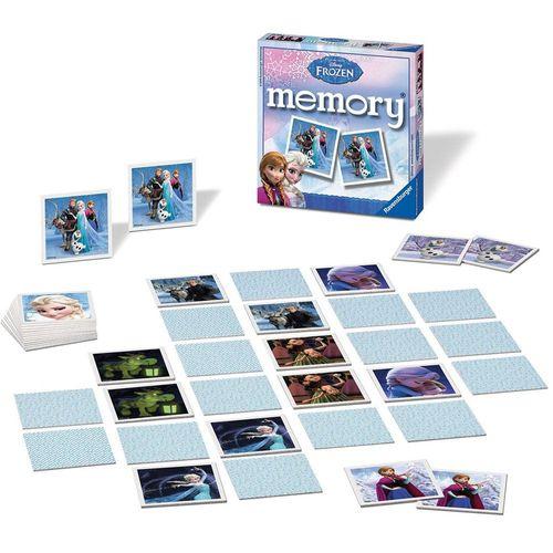 Mini Memory® | Disney Eiskönigin | Frozen | 48 Bildkarten | Kinder Spiel – Bild 2