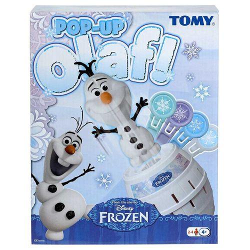 Disney Eiskönigin Frozen - Kinder Geschicklichkeitsspiel Pop Up Olaf – Bild 1