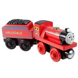 Mike | Lokomotive | Mattel CDJ05 | Holzeisenbahn | Thomas & seine Freunde 001