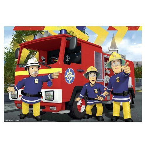 Puzzle Box | 2 x 24 Teile |  Feuerwehrmann Sam |  Ravensburger | Legespiel  – Bild 2