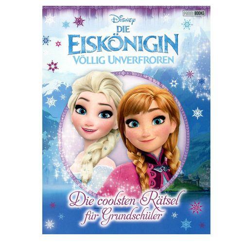 Die coolsten Rätsel für Grundschüler   Disney Eiskönigin   Frozen   Buch – Bild 1
