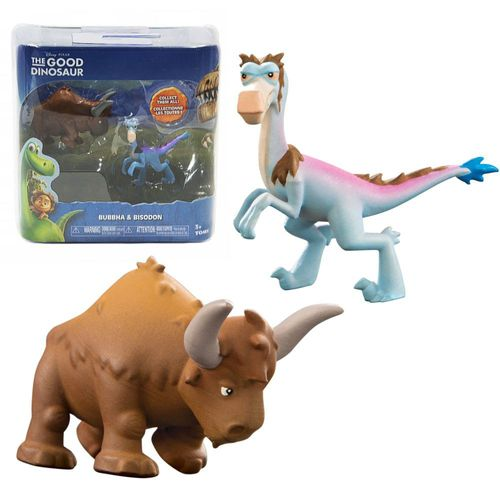 Set Bubbha & Bisodon | Arlo & Spot | Dinosaurier | Disney Good Dinosaur