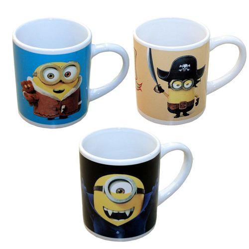 Auswahl Keramik Tasse Fun | Ich Einfach Unverbesserlich | Minions Henkel-Becher – Bild 1