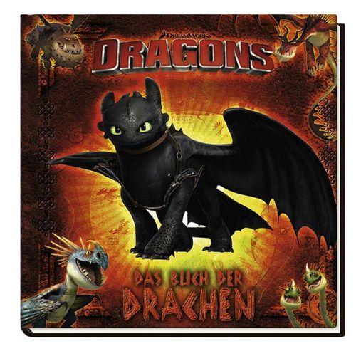 Nachschlagewerk für Drachenfreunde | DreamWorks Dragons | Das Buch der Drachen – Bild 1